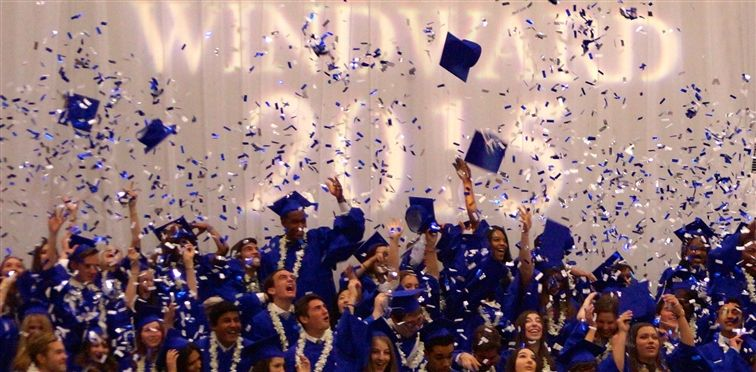 Graduation 2015: Video and Photos