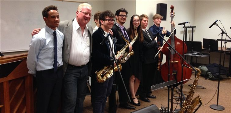 Advanced Jazz Ensemble Scores Big at Fullerton Jazz Festival