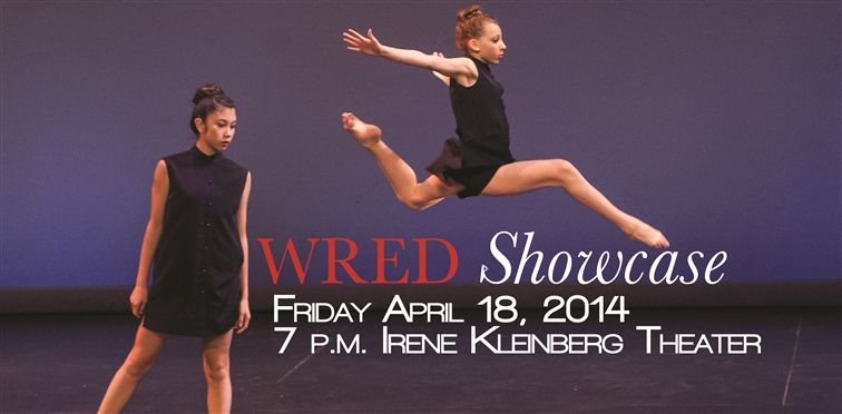 WRED Showcase April 18