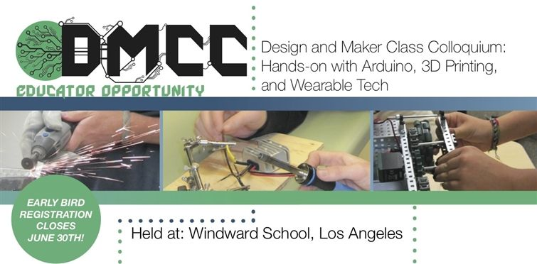 Windward Summer Maker Colloquium August 14-15