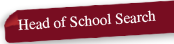 Head of School Search