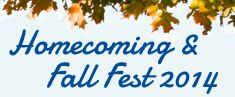 Homecoming & Fall Fest 2014