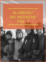 Register for Alumnae/i Ski Weekend Here!