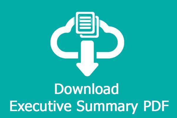 Download Executive Summary PDF.