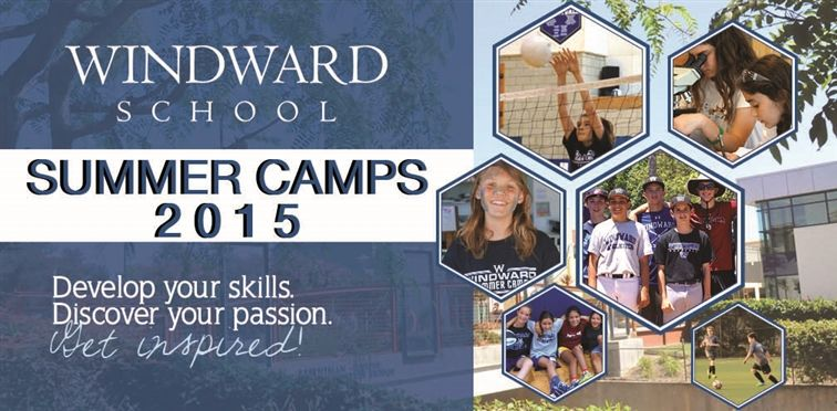 Windward Summer Camps 2015 Registration Now Open!