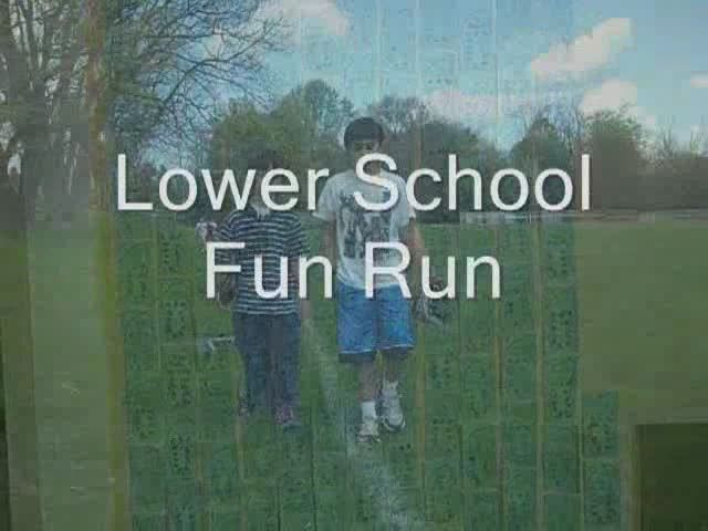Lower School Fun Run